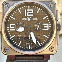 Bell & Ross BR01-94 Chronograph Titanium Ultralight