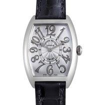 Franck Muller Curvex Womens Quartz Stainless Steel Watch...