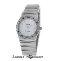 Omega Mint Lady Omega Constellation My Choice Stainless Steel