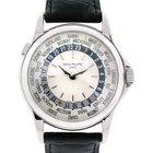 Patek Philippe 5110G World Time 18k  Gold Watch