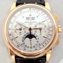 Patek Philippe Perpetual Calendar Chrono Rose Gold 5970R
