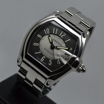 Cartier Roadster Automatic Large 2510 Steel with warranty