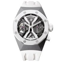 Audemars Piguet Royal Oak Concept GMT Tourbillon Skeleton Dial...