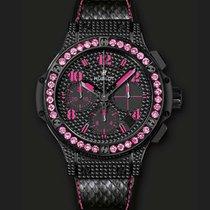 Hublot [NEW] Big Bang Black Fluo Pink 341.SV.9090.PR.0933 LTD....