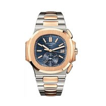 Patek Philippe NAUTILUS CHRONO STEEL ROSE GOLD