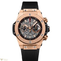 Hublot Big Bang Unico 18k King Gold Men's Watch