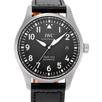IWC Pilot's Watch mark XVIII Black