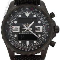 Breitling Chronospace 48 Blacksteel Chronograph Limited Edition