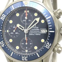 Omega Seamaster Professional 300m Chronograph Watch 2298.80...