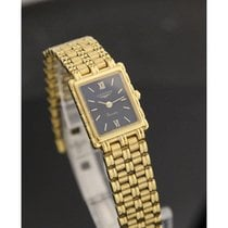 Longines Flagship Gold Plated Ladies Luxury 1990s Dress Watch...