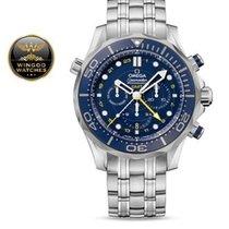 Omega - Seamaster 300 M GMT Chronograph