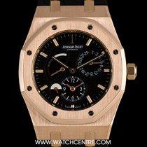 Audemars Piguet 18k R/G Royal Oak Dual Time NOS B&P...