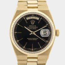 Rolex Vintage Oysterquartz Day-Date / 18K YG / President / 1980