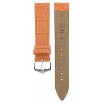 Hublot Hirsch Louisiana Look Alligator Grain Light Orange...