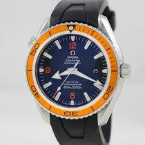 Omega SeaMaster 600M Steel Case Orange Dial Ref. 29085038