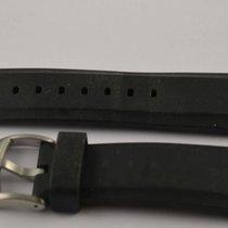 Armani Kautschuk Armband 22mm Anstossbreite Mit Dornschliesse