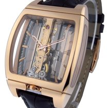 Corum Golden Bridge Rose Gold