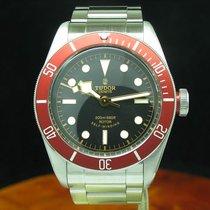Tudor Black Bay Edelstahl Automatic Herrenuhr / Ref 79220r /...