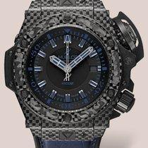 Hublot King Power Oceanographic 4000 · All Black Blue 731.QX.1...
