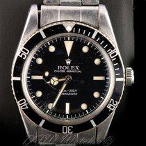 Rolex Vintage No Date Submariner 5508