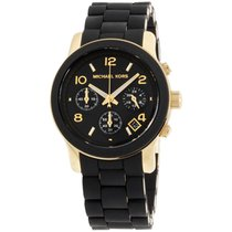 Michael Kors Black Catwalk Chronograph Ladies Watch Mk5191