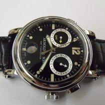 Arnold & Son GMT Timekeeper