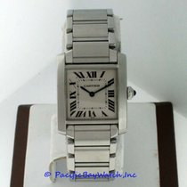 Cartier Tank Francaise Mid-Size Pre-owned