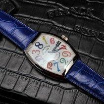 Franck Muller 7851 Crazy Hours Color Dream 750 white gold EUR...
