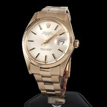 Rolex DATE YELOW GOLD MEN SIZE