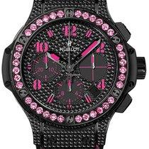 Hublot Big Bang Black Fluo 41mm Pink