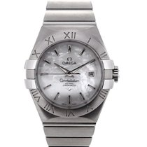 Omega Constellation Co-Axial 31 MoP