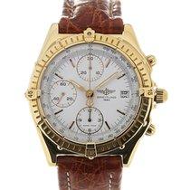 Breitling Chronomat 40 Yellow Gold Chronograph