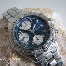 Breitling Chrono Colt Automatic mit Breitling Stahlband