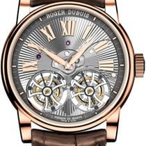 Roger Dubuis Hommage Double Flying Tourbillon RDDBHO0563