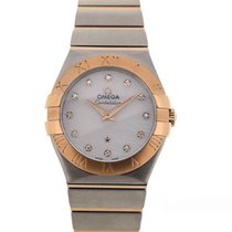 Omega Constellation 27 Dual Tone