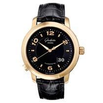 Glashütte Original Men's PanoMaticCentral XL Watch