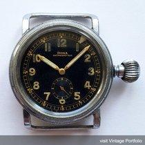 Doxa Genuine Doxa 2. WK Military World war 1936 (ww2, wk2) 40mm