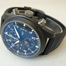 IWC Flieger Doppelchronograph Edition Top Gun