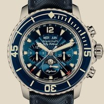 Blancpain Fifty Fathoms CHRONOGRAPHE FLYBACK QUANTIÈME COMPLET