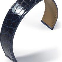 Eulit Louisiana Krokoband Glanz 15,17,18,19mm für Cartier