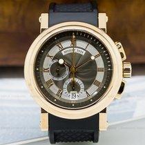Breguet 5827BR/12/5ZU Marine Chronograph 18K Rose Gold /...