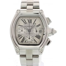Cartier Roadster Chronograph Stainless Steel 2618