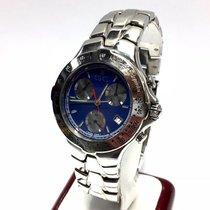 Ebel Sportwave Stainless Steel Men's Watch W/ Tachymeter