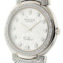 Rolex Cellini Cellissima Ladies With Diamonds