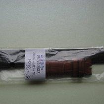 IWC Portofino Crocodile Leather Watch Strap Band 20 mm Brown