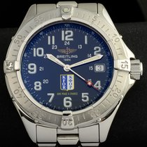 "Breitling SuperOcean NATO KFOR ""Give Peace a Chance""..."