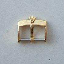 Rolex Fibbia / buckle laminata oro da mm 16