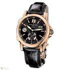 Ulysse Nardin Dual Time 18k Rose Gold Men's Watch