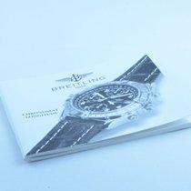 Breitling Anleitung Chronomat Longitude Herrn Uhr Manual