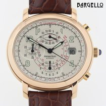 Audemars Piguet Millenary Chronograph 18 K Rose Gold